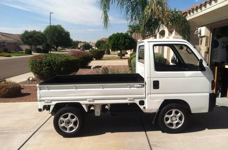 For 6000 This 1995 Honda Acty Could Be Your MicroMini Machine