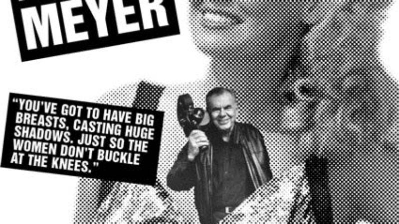 Illustration for article titled Russ Meyer