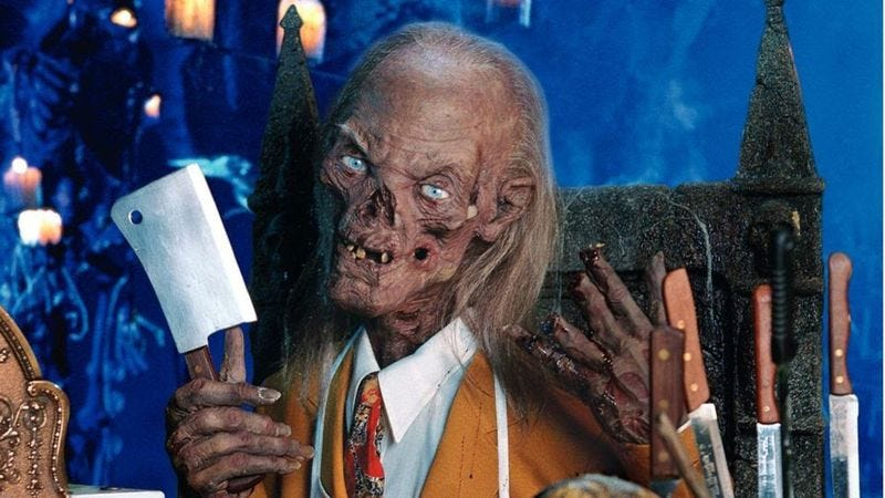Illustration for article titled Tales From The Crypt returns with help from M. Night Shyamalan