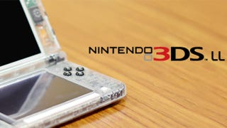 Illustration for article titled This Is the Nintendo 3DS XL I Want: The Transparent One.