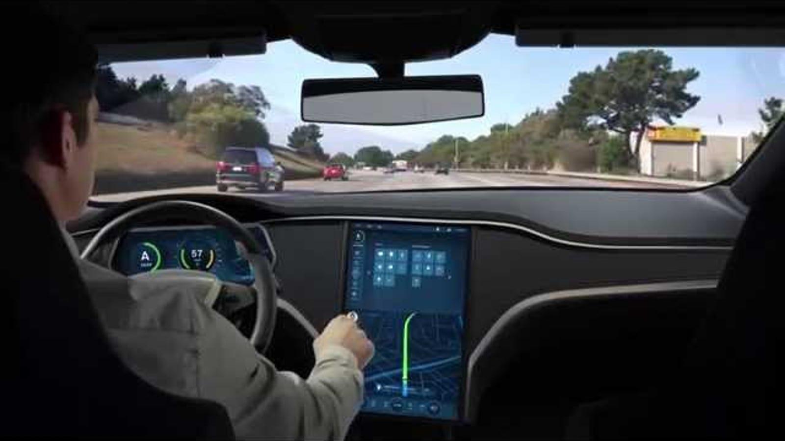 I'd Rather Have a Half-Driverless Car