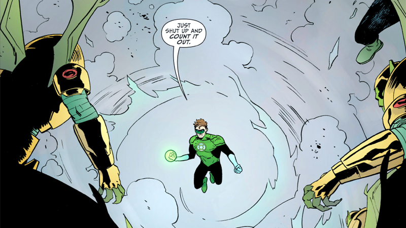 Illustration for article titled The Fallout of Darkseid War Gives Us The Best Green Lantern Story In Years