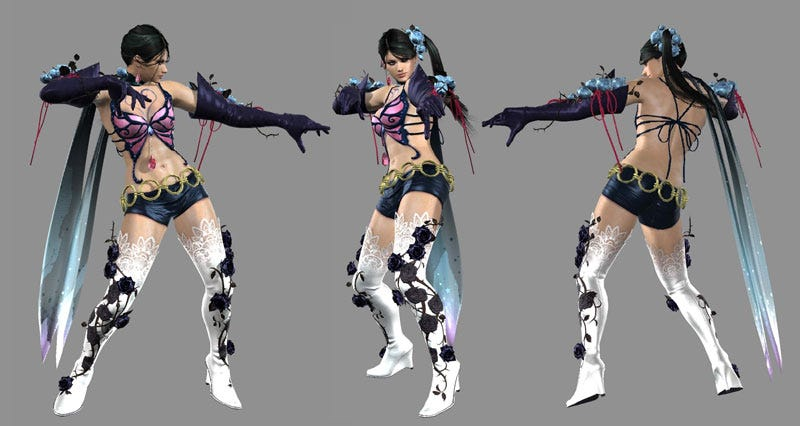 The Best Video Game Costume & Character Design Of 2009