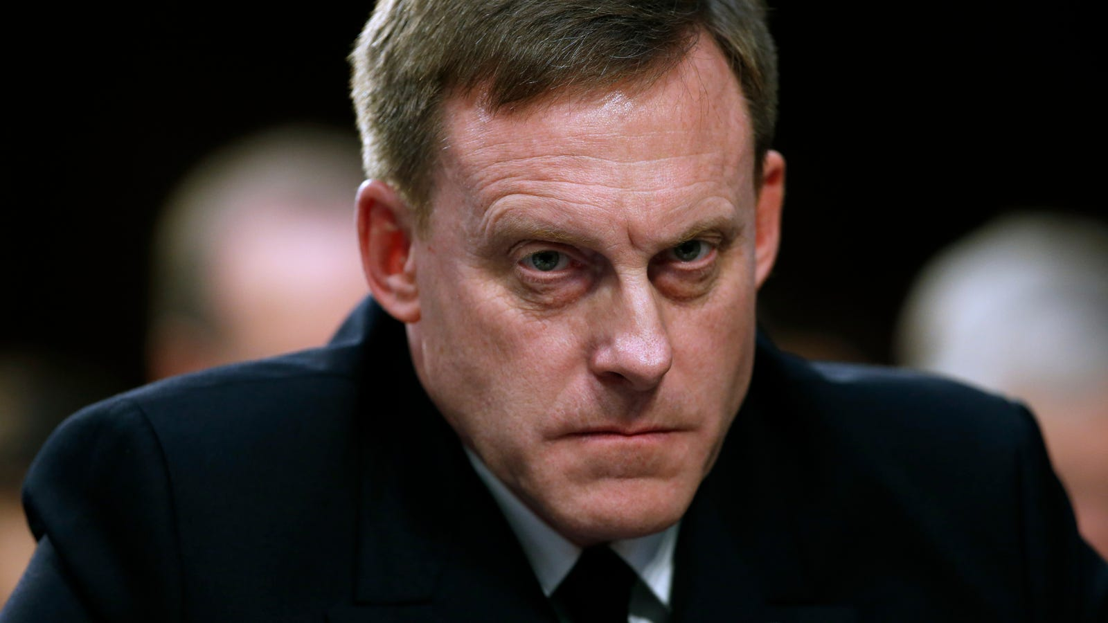 NSA Chief Mike Rogers Is Not Here for Trump and Putin's