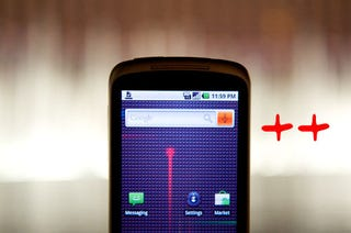 Illustration for article titled HTC Scorpion Foretells Bloody Smartphone Spec Wars