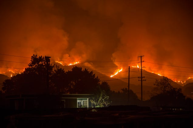 Apple's Donation to Wildfire Relief Is Great, But It's Just a Drop In the Bucket