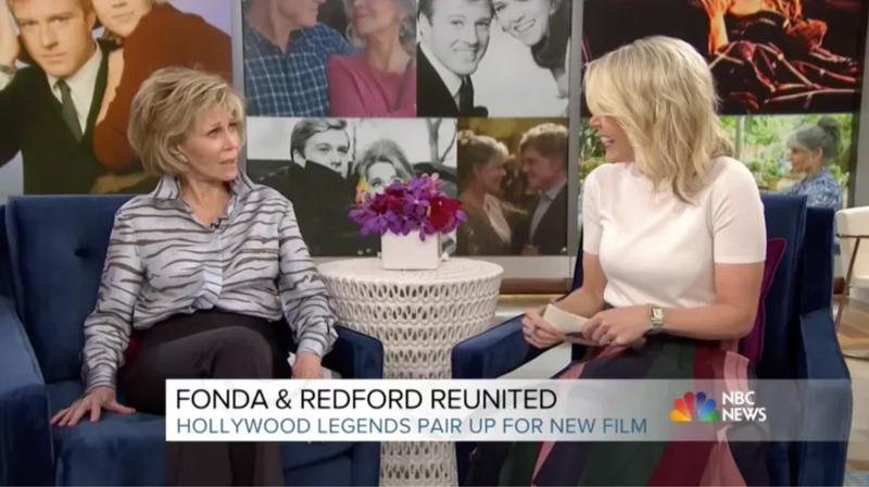 Illustration for article titled Jane Fonda Really Got Under Megyn Kelly's Skin