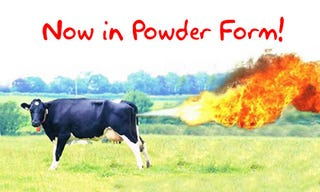 Illustration for article titled Scientists Bring Us Closer to Methane-Driven Economy With Powdered Gas