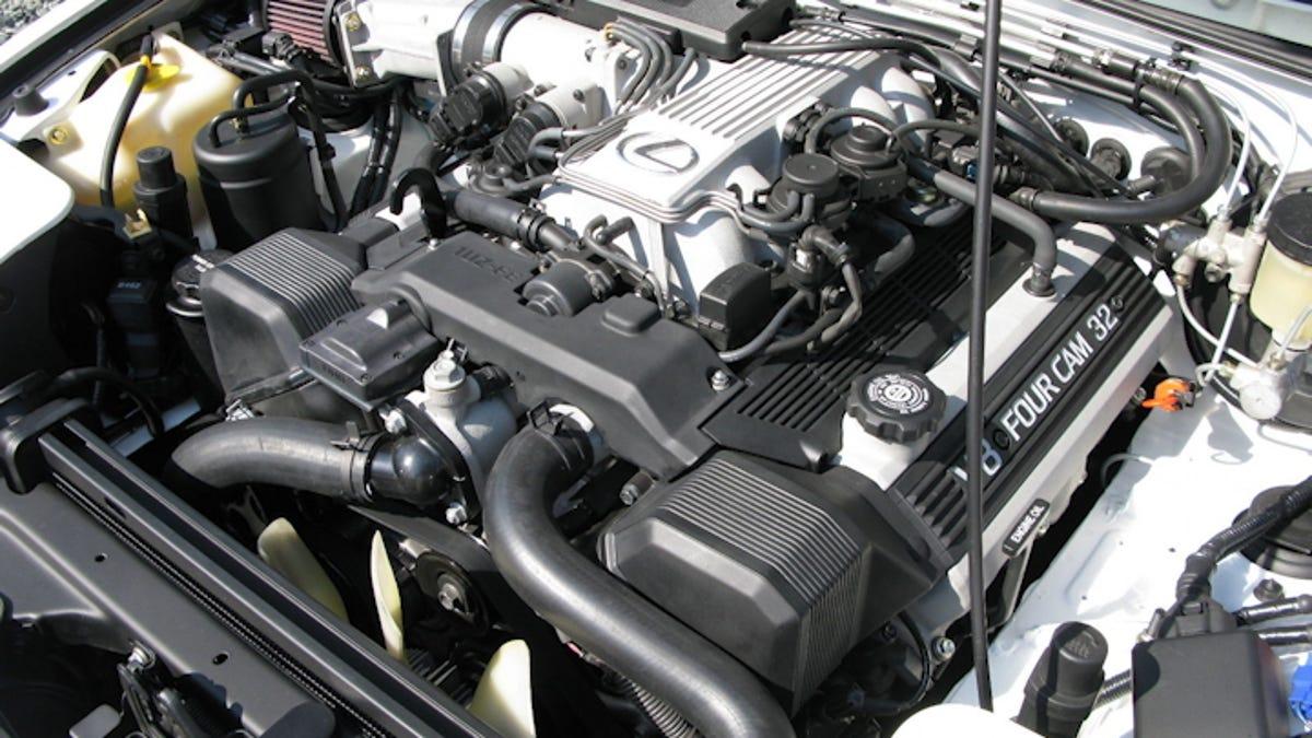 For $29,000, This 1991 Mazda Miata Has A Surprising V8