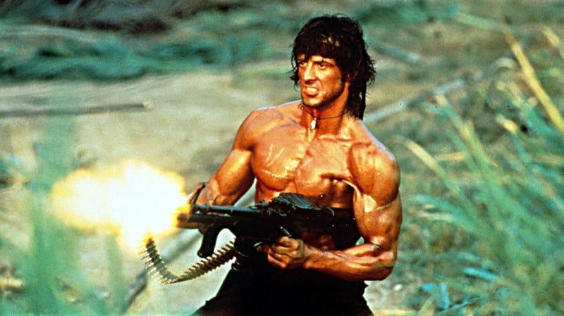 Illustration for article titled Rambo vuelve: Sylvester Stallone prepara una serie de televisón