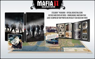 Illustration for article titled Mafia II Collector's Edition