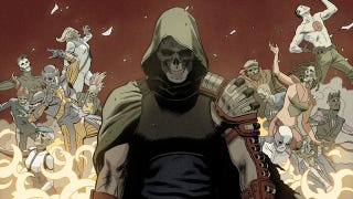 Illustration for article titled The Sinister Force Who Will Destroy The Valiant Comics Universe Revealed