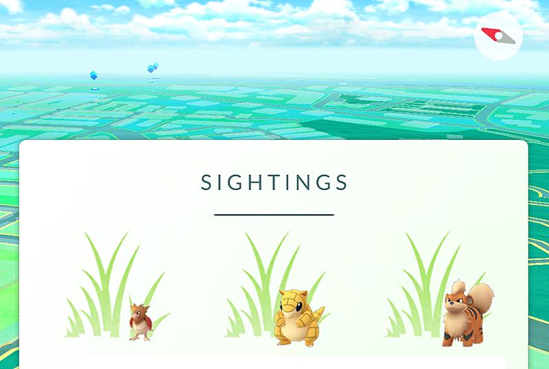 Illustration for article titled Pokémon Go se actualiza con un nuevo sistema para detectar pokémon cercanos. Así funciona