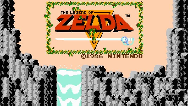 The Original Legend of Zelda Beaten In 30 Minutes, A New World Record