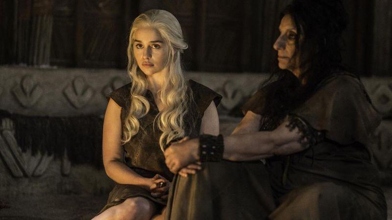 Not Dany. She's magic. (Photo: HBO)