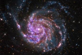 X-ray: NASA/CXC/SAO; Optical: Detlef Hartmann; Infrared: NASA/JPL-Caltech