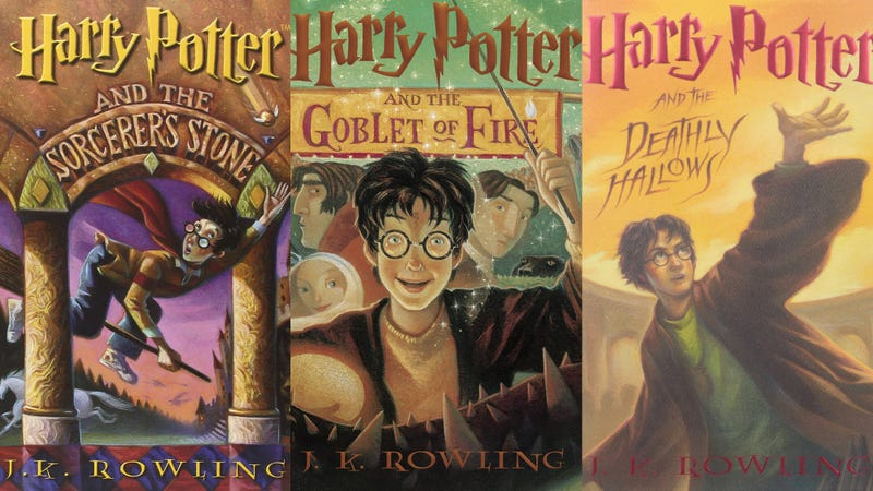 Illustration for article titled 4 Books That Would Be Better If They Weren't About Harry Potter