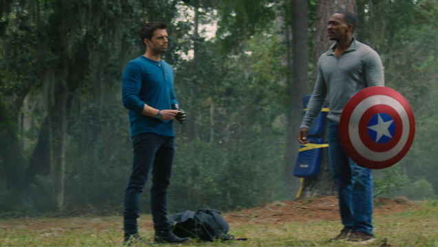 Falcon and The Winter Soldier s Lack of Queer Representation Isn t On Anthony Mackie