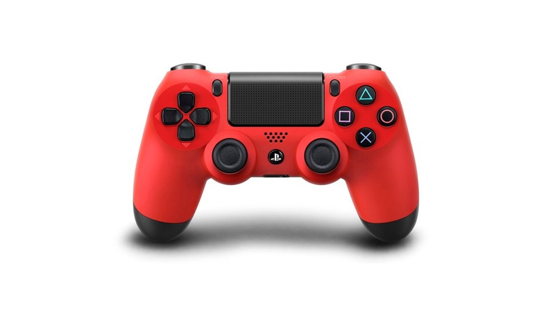 Awesome, PS4 Controllers Also Come In Red and Blue