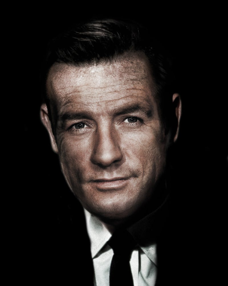 Illustration for article titled Every 007 Actor's Face Morphed into One Perfect James Bond