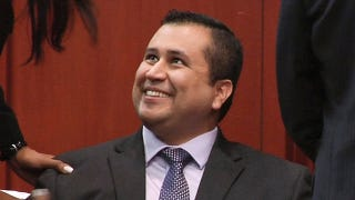 Illustration for article titled George Zimmerman Agrees to Be Punched in 'Celebrity' Boxing Match