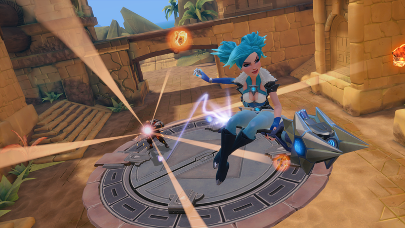 Illustration for article titled Paladins Is Coming To Consoles, Just Like Overwatch