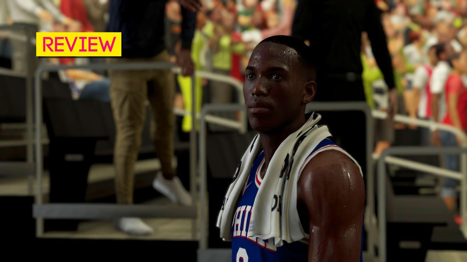 NBA 2K20 MyCareer: The Kotaku Review