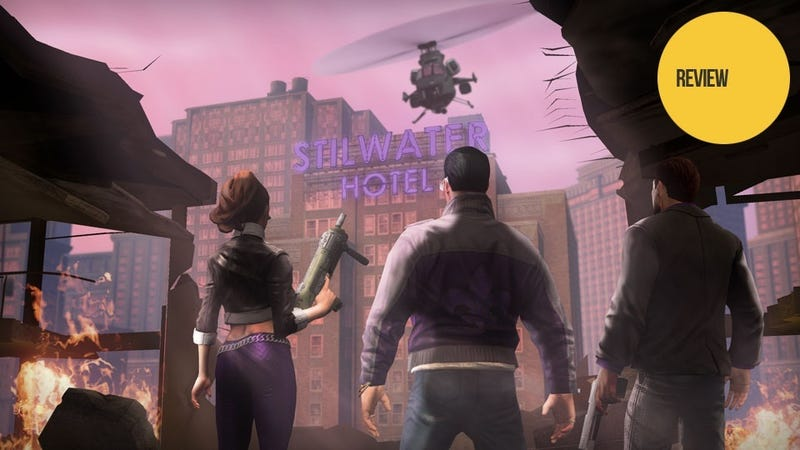 Illustration for article titled Saints Row: The Third: The Kotaku Review