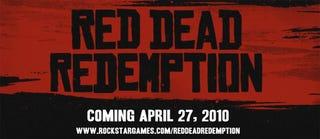 Illustration for article titled Red Dead Redemption Gets A Proper Release Date
