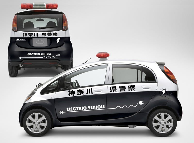 Illustration for article titled The I-MIEV is $34K in Canada and only $23K in the US. What gives?