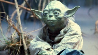 Illustration for article titled The first stand-alone Star Wars movie could center on Yoda