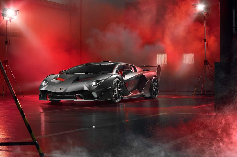 Illustration for article titled Oh Look Another Special Aventador