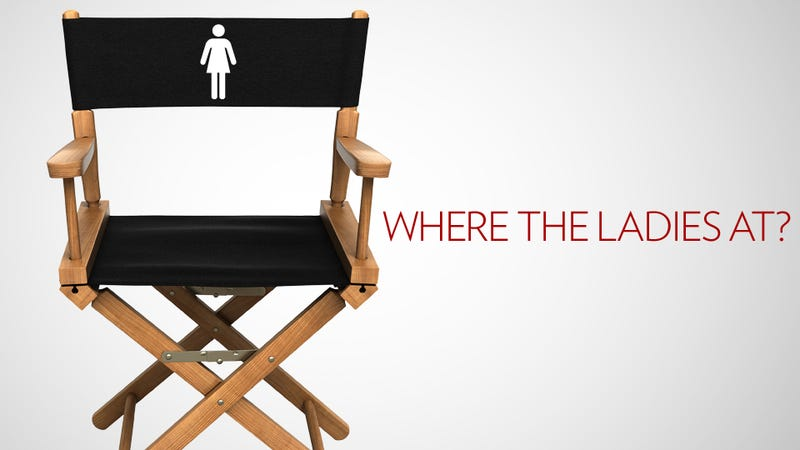 Illustration for article titled I've Spent 12 Years Surrounded by Hollywood Peen. Where Are the Women Directors?