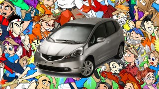 Illustration for article titled What Car Should Star In Its Own Anime Series?