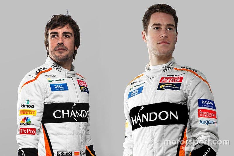 Illustration for article titled So Coke sponsors McLaren now