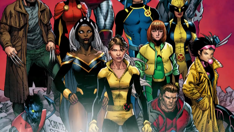 Illustration for article titled Marvel Would Really, ReallyLike to Remind You That There's a Ton of X-MenComics on the Way