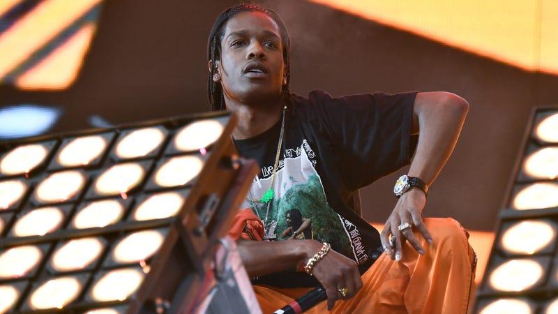 Illustration for article titled A$AP Rocky arrested in Sweden on suspicion of assault