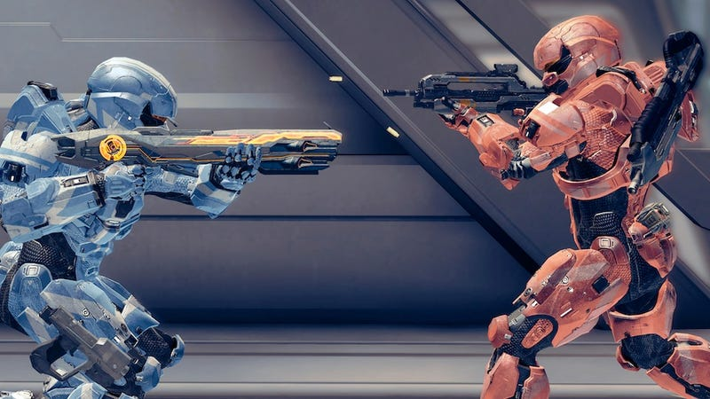 Illustration for article titled Halo 4's Multiplayer Is At Its Best When Players Break the Rules
