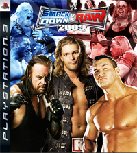 Illustration for article titled PS3 Snags Exclusive SmackDown VS. Raw 2009 CE