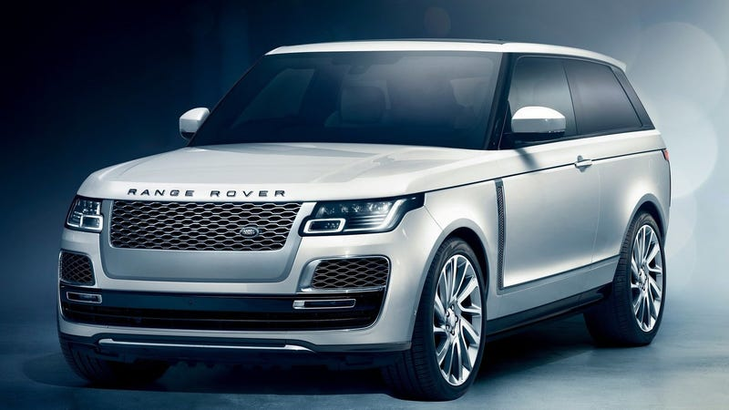 Illustration for article titled Land Rover Trademarking 'Road Rover' Because It Figured Out Where Cars Go?: Report