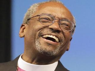 Bishop Michael CurryYouTube screenshot