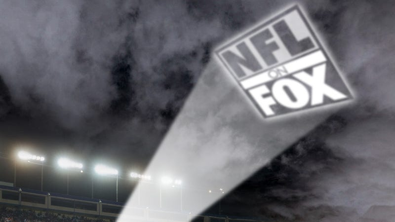Illustration for article titled Batman On Steroids: How The NFL On Fox Theme Song Was Born