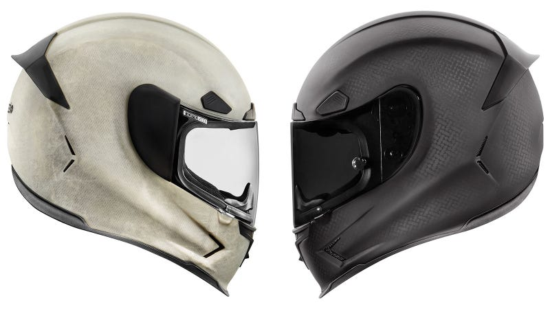 Illustration for article titled The New ICON Airframe Pro Is The Lightest Mass Produced Helmet On The Market