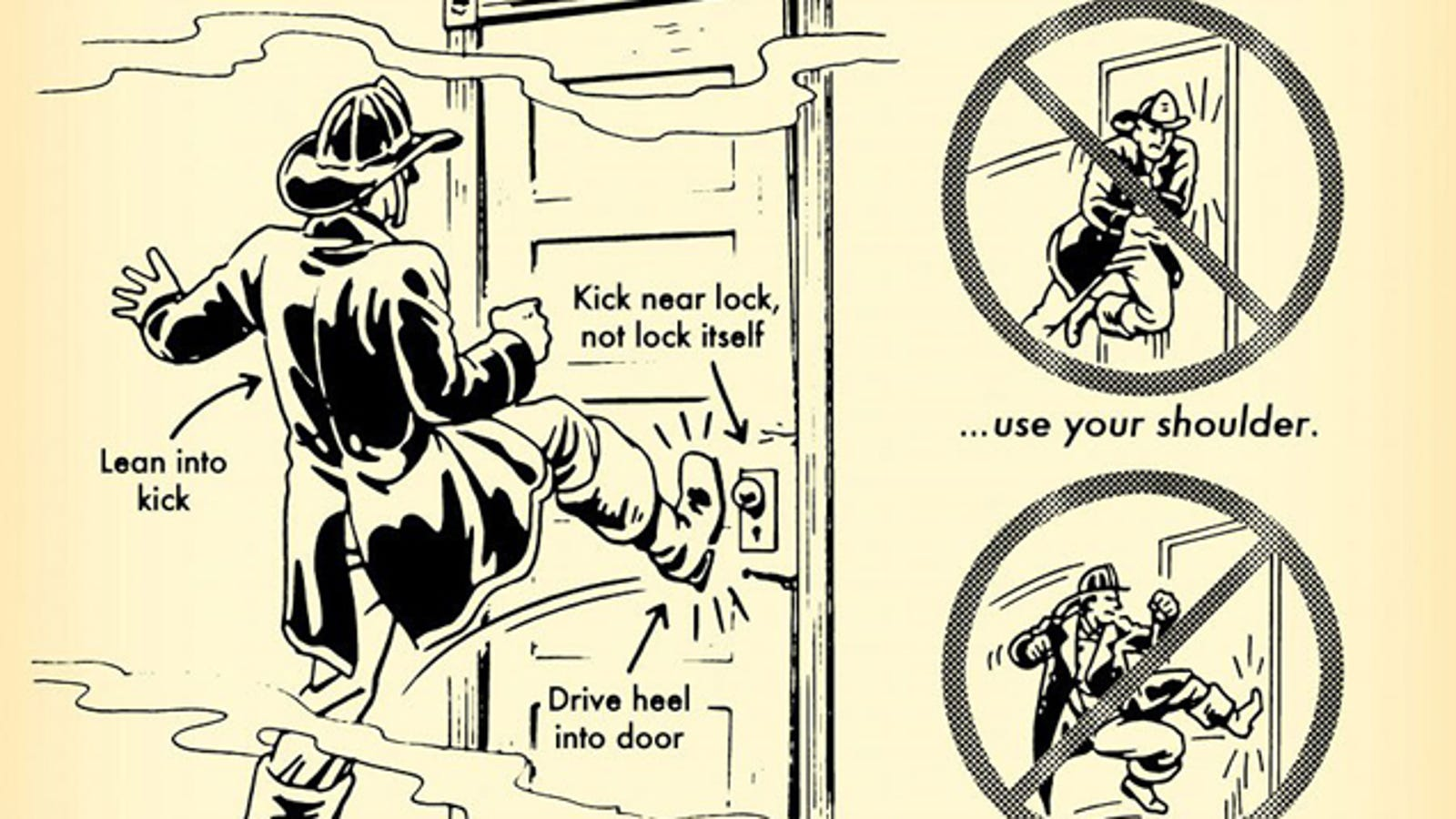 Learn How To Break Down A Door Without Hurting Yourself-7869