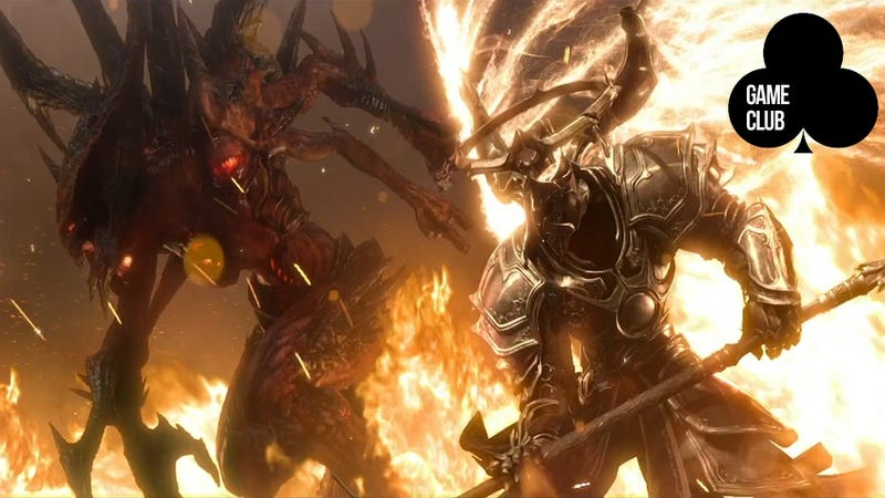 Illustration for article titled Prepare To Weigh Your Diablo III Expectations With Kotaku Game Club