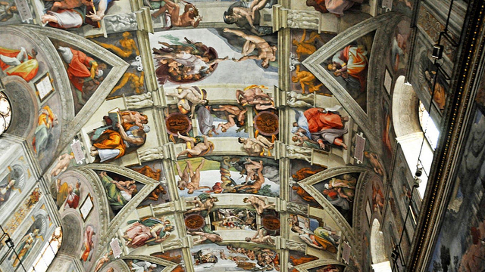 Inside The Sistine Chapel S Security Tech For The Papal