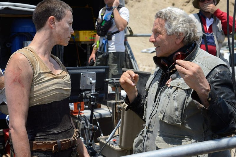 Illustration for article titled Mad Max Director George Miller Rumored to Be Up For Man Of Steel 2