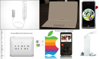 Illustration for article titled 42 Even More Ludicrous Control Schemes Apple Might Just Try