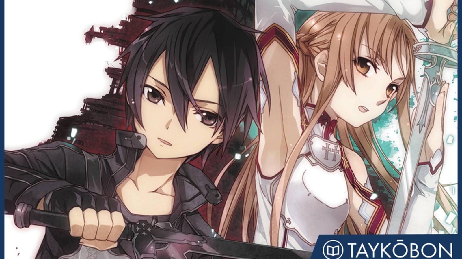 Sword Art Online Vol 1: Aincrad - Light Novel Review