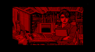 Illustration for article titled Snatcher, Now On...Virtual Boy?